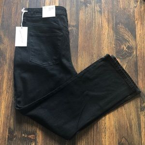 Universal Thread High-Rise Crop Black jeans s. 8